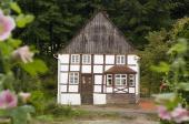 Einweihung des Hauses Uhlmann im Paderborner Dorf im Freilichtmuseum Detmold