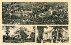 Ansicht von 1936